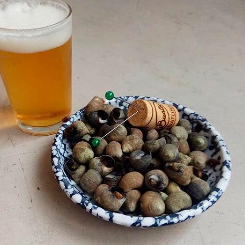 aperitivos bigaros